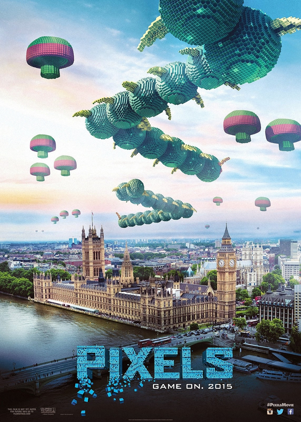 Simple Wallpaper Movie Pixels - Free-shipping-Pixels-2015-Movie-Poster-HD-HOME-WALL-Decor-Custom-ART-PRINT-Silk-Wallpaper-unframed  Snapshot_95584.jpg