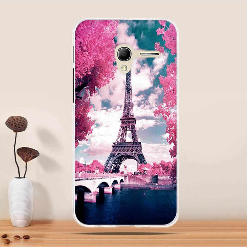 """For Alcatel POP 3 3G 5.0"""" OT5015 5065D Case Print 3d Soft Silicon Cover for Alcatel POP 3 Cover Case for Alcatel POP3 Phone Case"""