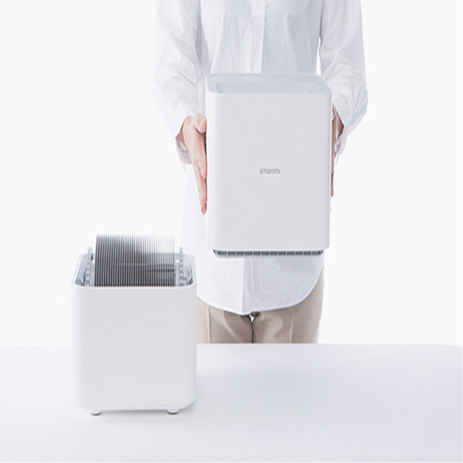 Xiaomi Smartmi Air Humidificateur 2 Pas de Smog Aucun Brouillard S'évaporer Type Xiaomi Zhimi Air Humidificateur 2 Mijia App Origine/ russe Version - 3