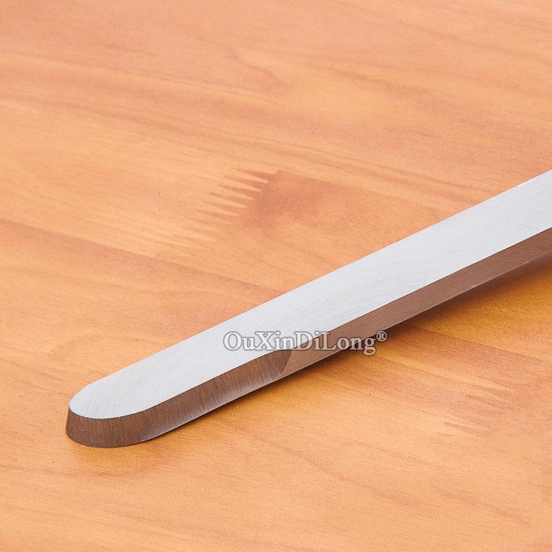"""Купить с кэшбэком 1PCS High Speed Steel A1023 HSS 3/4"""" (19mm) 3 in 1 Woodturning Chisel - Scraper, Skew and Gouge JF1678"""
