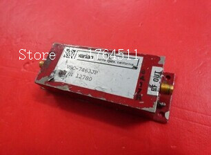 [BELLA] VARIAN VSC-7463JP 15V SMA Low Noise Amplifier