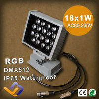 Factory Whole Sale Price 18W LED Flood Lights Outdoor LED Spot Lighting Super Bright Wall Energy
