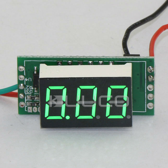 Tools Dc 12v 24v Digital Ammeter Dc 0~50a Green Led Display Current Meter/ampere Meter/panel Meter/monitor/tester Measurement & Analysis Instruments Current Shunt Moderate Cost