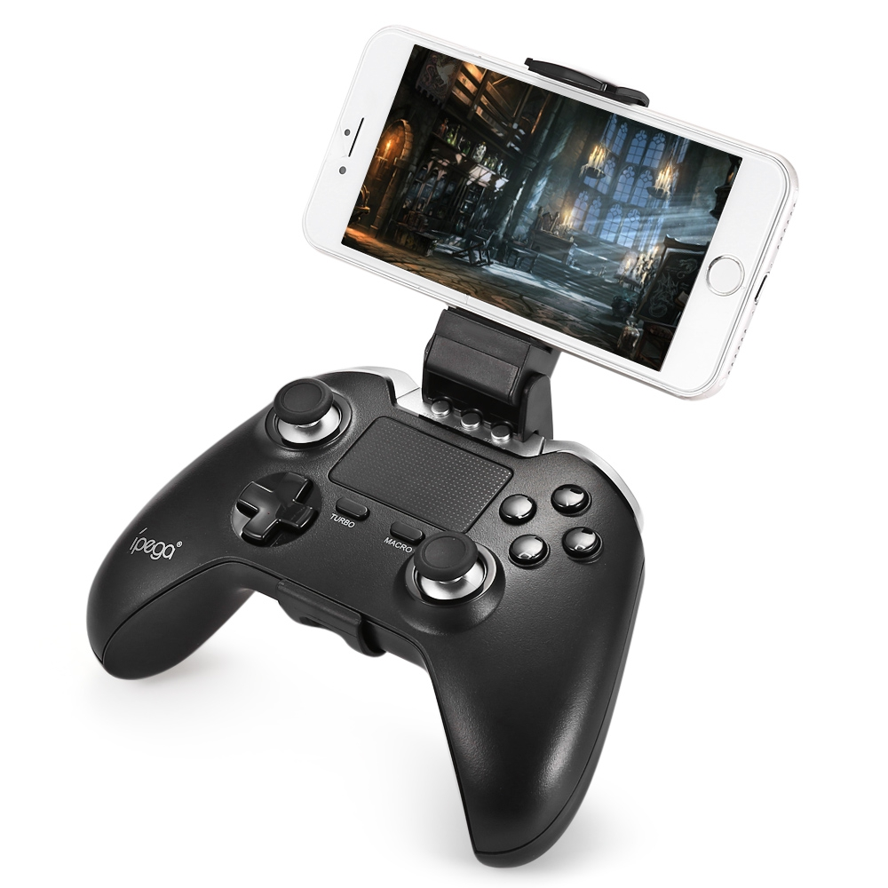 IPEGA PG - 9069 Bluetooth 3.0 Game Controller Portable Gaming Joystick Handle Gamepad with Touch Pad for Android,IOS,Tablet PC