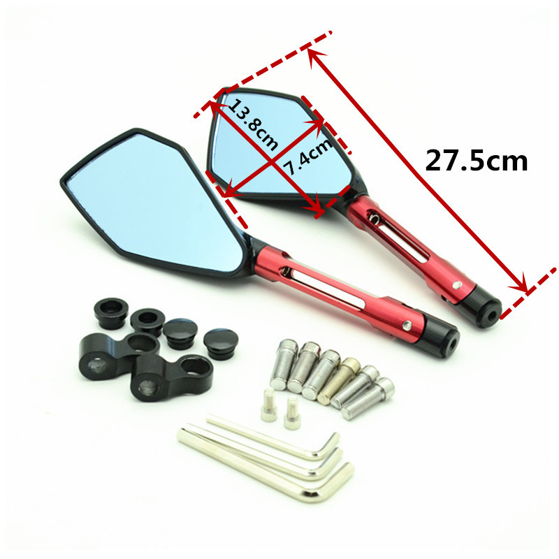 motorcycle side mirrors  (6)