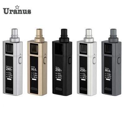100% Original Joyetech Cuboid Mini Box with Aatomizer Kit 80W 2400mah Box Mod 5ml Atomizer