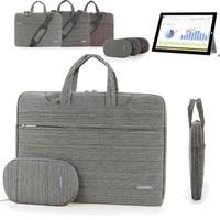 12 Laptop Shoulder Bag Suit Portable Carry Case Messenger Sleeve Handbag For Microsoft Surface Pro 3