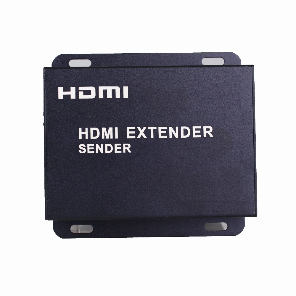 HighTek HK-HE150 HDMI 150 meters HDMI extender single UTP CAT 5E/6 150 meters HDMI extende 80 channels hdmi to dvb t modulator hdmi extender over coaxial