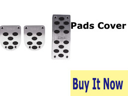 pads cover