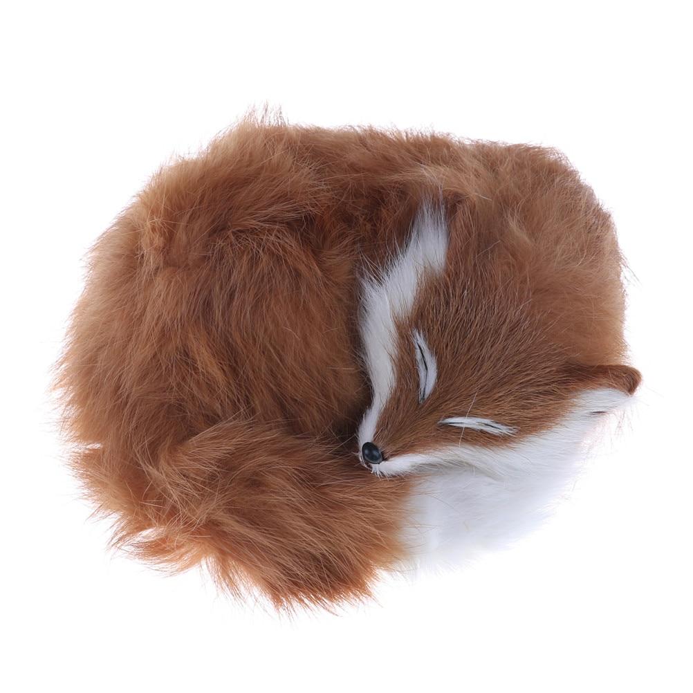 realistic fur fox lifelike wolf amp raccoon stuffed animal - 1002×1002