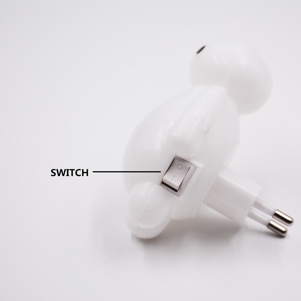 night light switch LE035-LE036-(4)