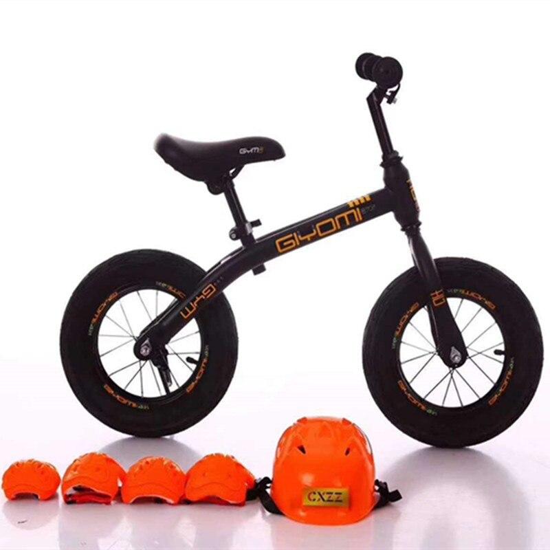 Enfants vélo Six pièces protecteur de vélo pour équilibrage chariot