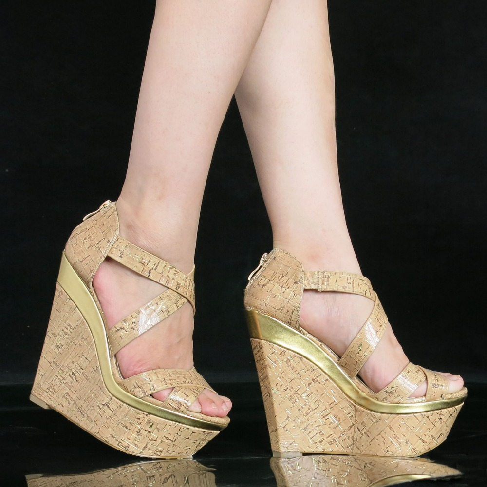 Compare Prices on Wood Wedge Heels- Online Shopping/Buy Low Price ...