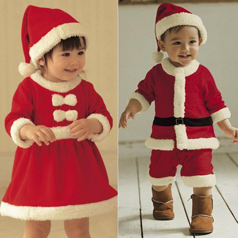 2016 New 0-3 yrs baby girls christmas outfit santa pajamas kids boys christmas clothes disfraz navidad bebe chandal clothing 2015 new arrive super league christmas outfit pajamas for boys kids children suit st 004