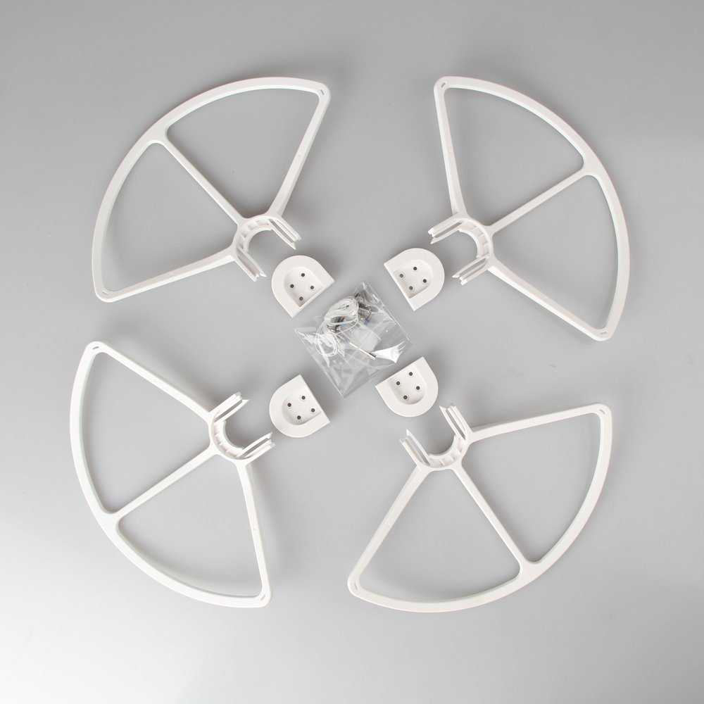 DJI Phantom 3 Hélices protector de parachoques para Phantom 3 estándar/profesional/Avanzado/Phantom 3 se Accesorios