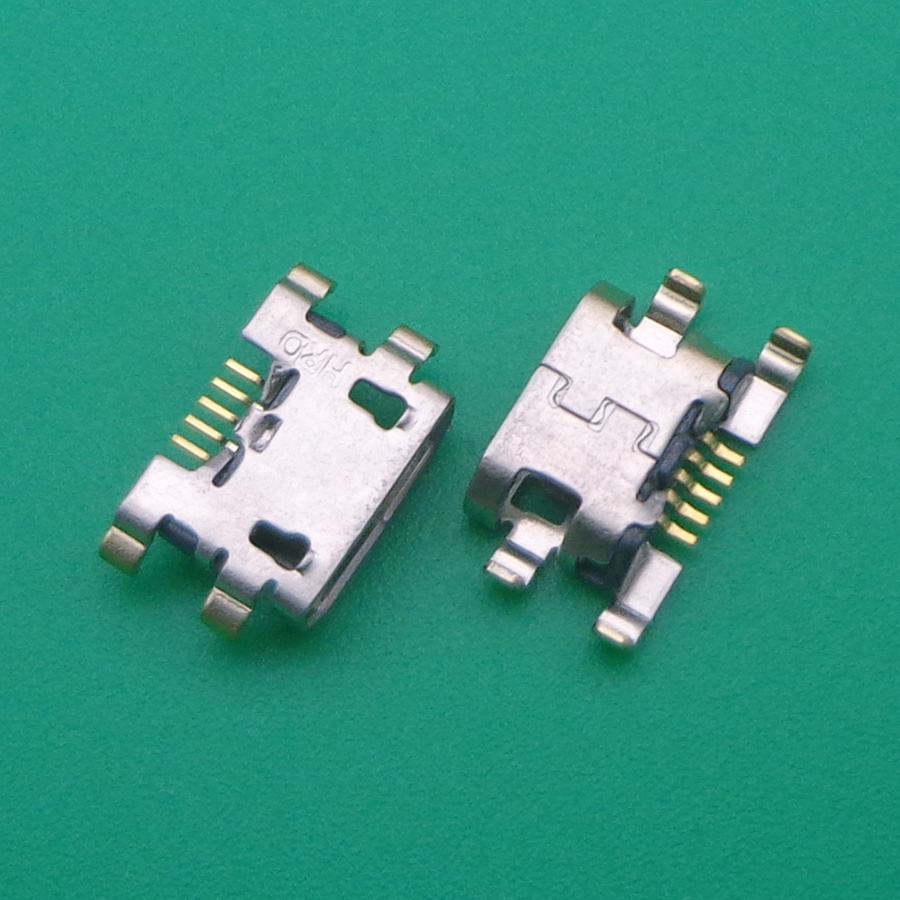 2Pcs Micro USB 3.0 male Type C Socket for repair mobile pc