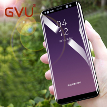 GVU 3D Soft Film For Samsung Galaxy S8 S8 Plus HD Film Full Coverage Of Transparent Screen Protection Explosion Proof Film