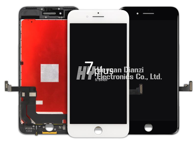 No Dead Pixel For font b Iphone b font 7 Plus Lcd Display Touch Screen Digitizer