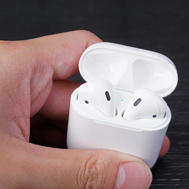 FGHGF AirPro estéreo mini TWS inalámbrica Bluetooth auriculares auricular 1:1 auriculares activar siri auriculares para Android apple iPhone auriculares