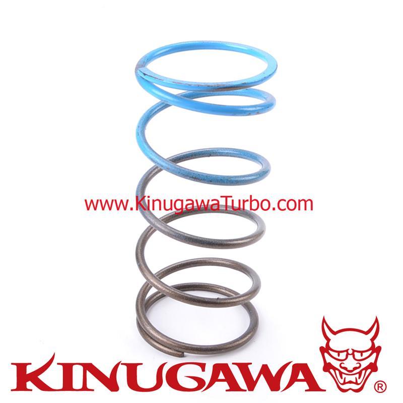 Kinugawa Turbo Small Blue Spring 0.6bar / 8.7Psi for Tial Wastegate 38mm 40mm 41mm F38 F40 F41
