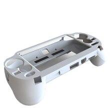 Luva protetora Atualização L2 R2 Gatilho Lidar Com Apertos Gaming Titular acessório Caso capa para PS Vita 1000 PSV 1000 Gamepad
