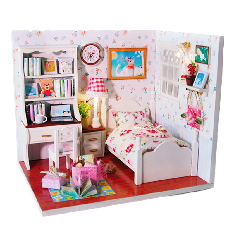 Online Get Cheap Modern Dollhouse Kit Aliexpresscom Alibaba Group