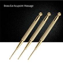 3pcs/set Ear Stimulator Press Acupuncture Point Probe Auricular Pen Beauty Ear R