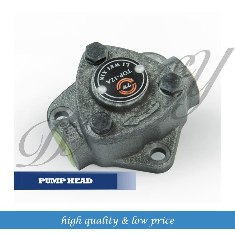 TOP 11A 12A 380V Hydraulic Gear Lubrication Pump Triangular Oil pump Cycloid Pump Head triangle oil pump top 10a rop 11a top 12a top 13a trochoid gear pump