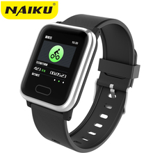 Smart Band HI16 Blood Pressure Smart Bracelet Heart Rate Monitor Sport Fitness Tracker IP67 Waterproof Smart Wristband Watch недорого