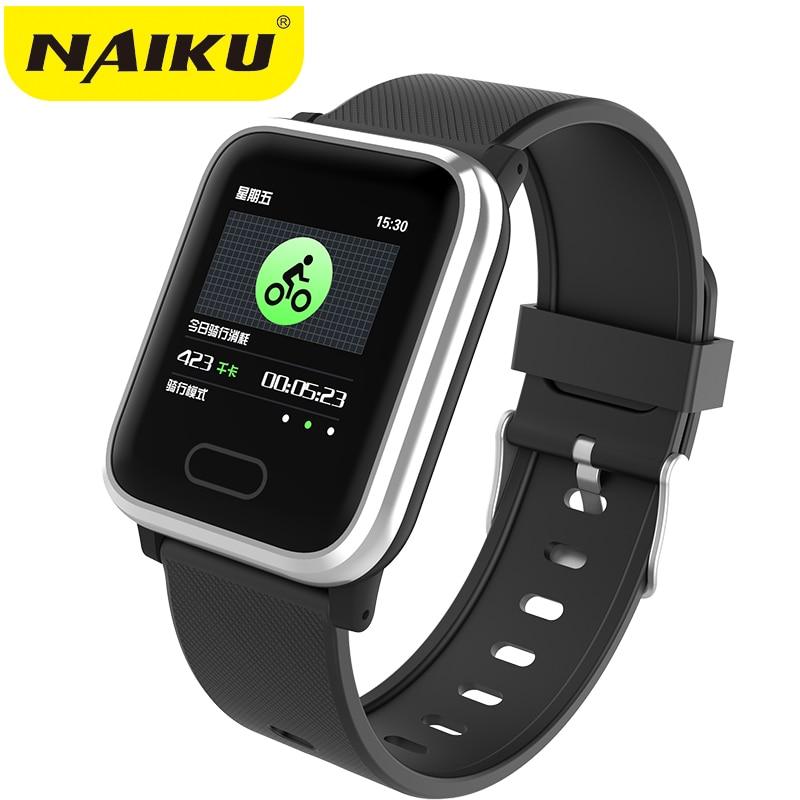 Tragbare Geräte Unterhaltungselektronik Smart Band Hi16 Blutdruck Smart Armband Herz-monitor-sport Fitness Tracker Ip67 Wasserdichte Smart Armband Uhr üBerlegene Materialien