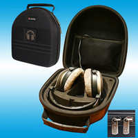 V-MOTA TDD Headphone Carry case boxs For Beyerdynamic DT770 pro T1 T5P T7P T90 DT1900 CUSTOM ONE pro headphone(headset suitcase)