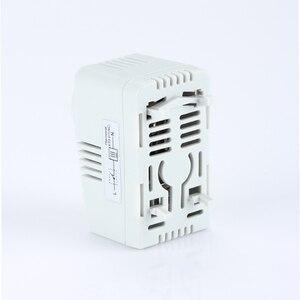 Image 4 - thermostat Temperature Controller Switch Floor Heating Connector Adjustable Indoor Warm Thermostat electric thermostat switch