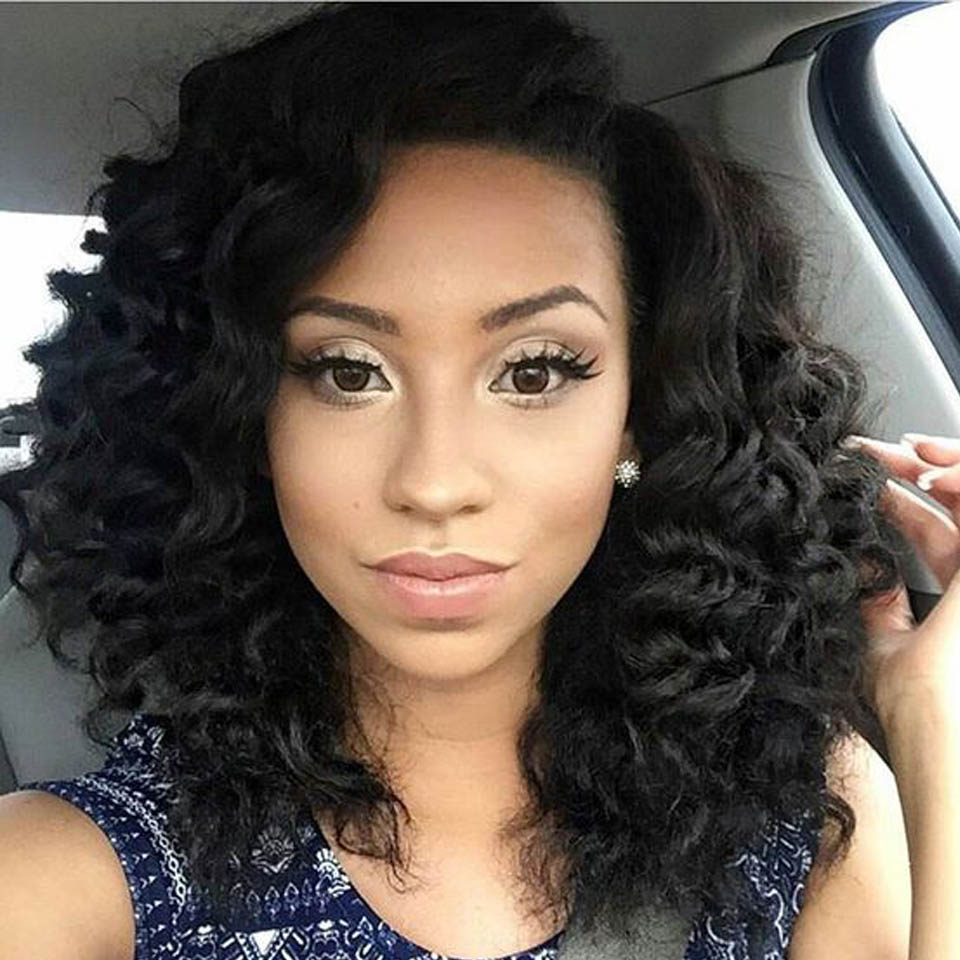 7a brazilian curly full lace wig