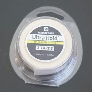 Image 3 - 20 rouleaux/lot en gros ULTRA tenir la bande forte double bande pour la trame de peau/trame dunité centrale/toupees/perruques