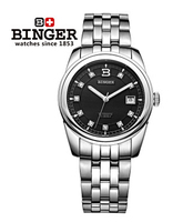 2014 New White Gold Alloy Steel Carving Black Dial Watches Luxury Brand Women Men Watch Auto