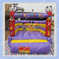 Very lovely MINI 3m by 3m Mickey Inflatable Castle/Commercial Quality Inflatable Mouse Bouncer for You