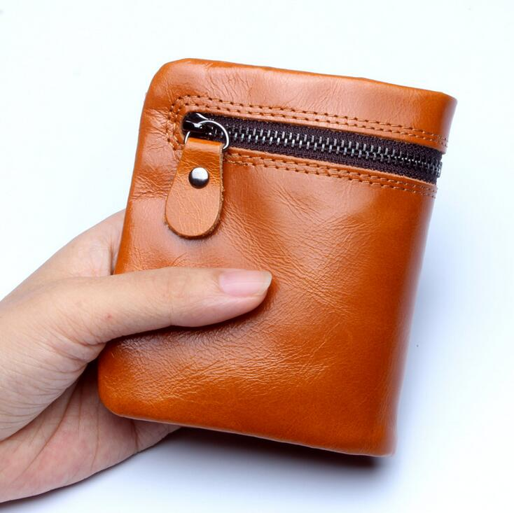 HOT Women wallet Genuine Leather Purse Handbag  Small Cowhide leather Wallet Clutch Simple Mini Coin  Bag Free Shipping 2017 genuine cowhide leather brand women wallet short design lady small coin purse mini clutch cartera high quality