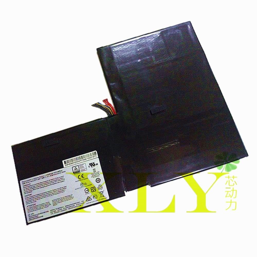 ФОТО 11.4V 4640mAh 52.89Wh BTY-M6F Battery for MSI GS60 MS-16H2 2PL 6QE 2QE 6QC PX60 Series  4640mAh/52.89Wh