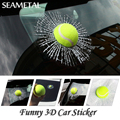 Funny 3D Car Stickers And Decal On Car Styling Full Body Window For Auto Accessories Covers Decals Wall Film Glue Car-Styling