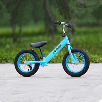 1 4Years Baby Kids Activity Walker Trotteur 12 Inch Children Balance Bike Scooter No Foot Pedal Driving Bike Scooter Hoverboard