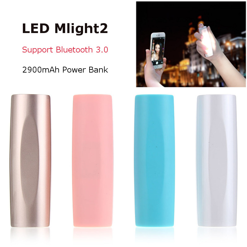 Night Light LED Flashlight Bluetooth Selfie Remote Version USB Rechargeable Colorful Smart Safety Warning Lamp Hallway Bedroom