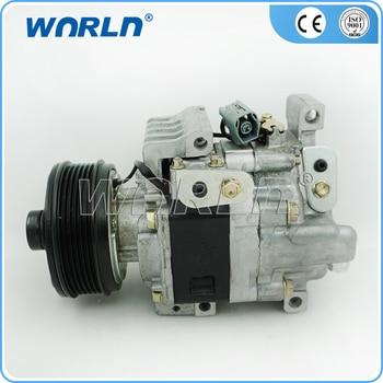 Auto ac car air compressor for Mazda 5 CX7 CX9 2007 2009 12V CC4361K00 CC4361K00C CC4361K00D EG2161K00  EG216K00B EGY161450B