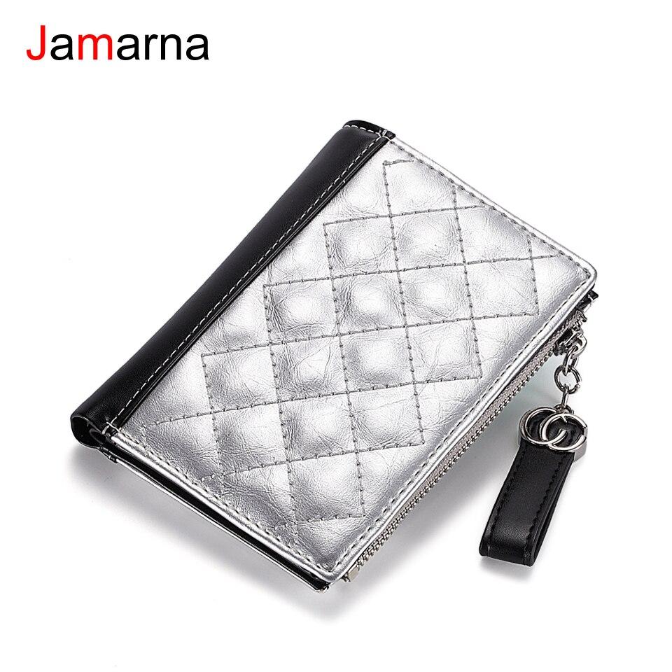 Jamarna Wallet Female Tassel-Design Zipper Women Card-Holder Coin-Purse Credit with Small