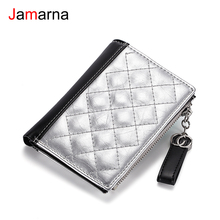 Jamarna Wallet Female Tassel Design Pu Leather Women