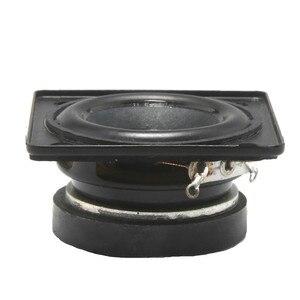 Image 2 - Tenghong 2pcs 1.5 אינץ מלא טווח רמקולים 4Ohm 5W נייד אודיו רמקול יחידה עבור בית תיאטרון רמקולים DIY שירה קול