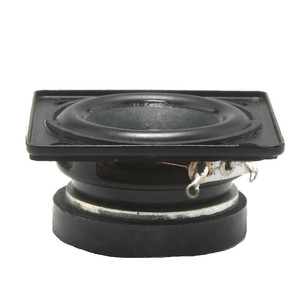 Image 2 - Tenghong 2pcs 1.5 Inch Full Range Speakers 4Ohm 5W Portable Audio Speaker Unit For Home Theatre Loudspeakers DIY Vocals Sound