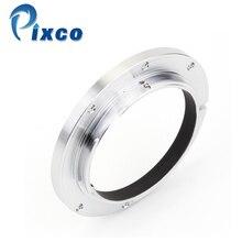 Pixco Lens adapter work for VA Leica R L/R To Nikon F camera D3X D4 D90 D600 D800