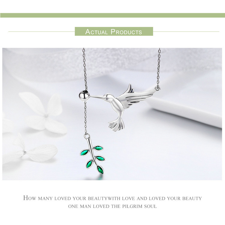 free bird necklace