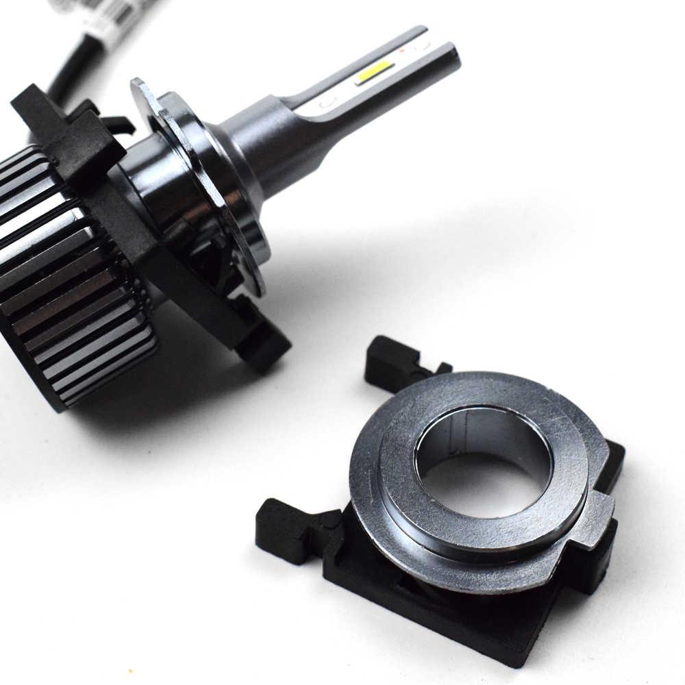 עבור פורד פוקוס H7 הנורה פנס Led שקע מתאם מנורת מחבר מפעל ישירות המציע מהיר חינם Dyoung D104