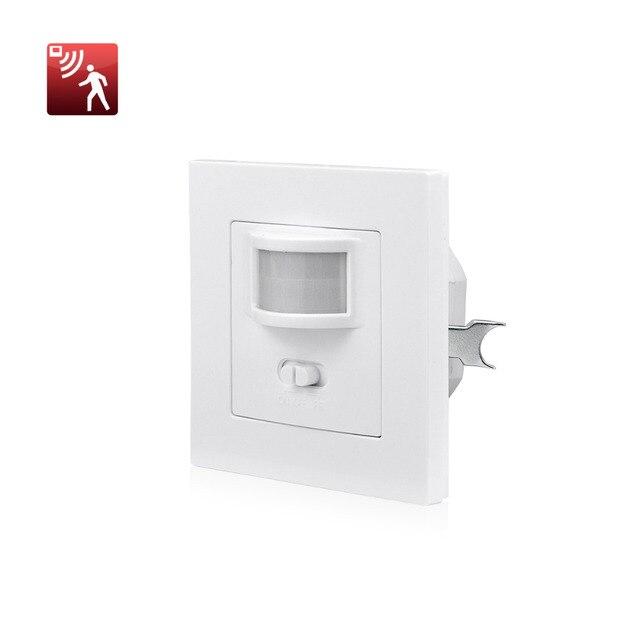 ac 110v 240v pir sensor ir infrared motion sensor light pir switch rh aliexpress com